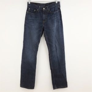 Levi's Straight Fit 514 W38 L32 Denim Jeans Blue